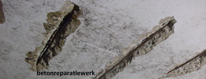 beton reparatie